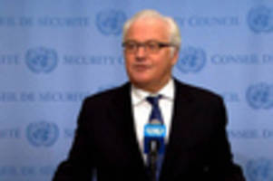 Russian Ambassador To The UN Dies Suddenly After Collapsing At Embassy