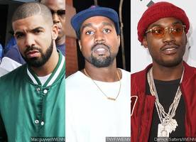 Drake Claps Back at Kanye West's Bizarre Onstage Rant, Addresses Meek Mill Beef