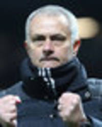 Jose Mourinho singles out unlikely Man United player for praise following Blackburn win