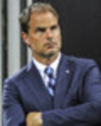 Peter Lovenkrands: Frank de Boer perfect for Rangers - but this is why he might snub them