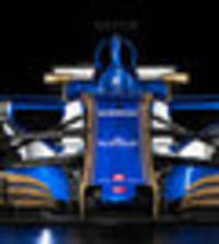 sauber launch 2017 f1 car and mercedes absolutely love it