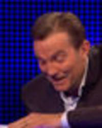 Bradley Walsh in complete meltdown at 'Danny Dyer wannabe' contestant on The Chase