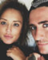 She's a handful: Stephen Bear grabs Charlotte Crosby's booty proving romance is back on