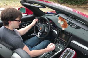 please don't mod your car to play doom while driving