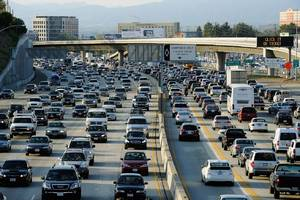 Surprising no one, Los Angeles is the most gridlocked city in the world