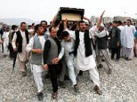 4m could flee Afghanistan if Britain pulls out of country
