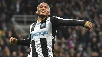 newcastle beat struggling villa to go top
