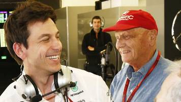 toto wolff & niki lauda sign new mercedes deals until 2020