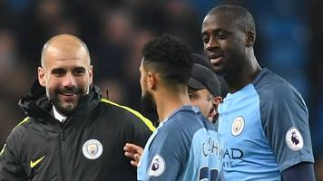 critics will 'kill' man city if we lose - guardiola