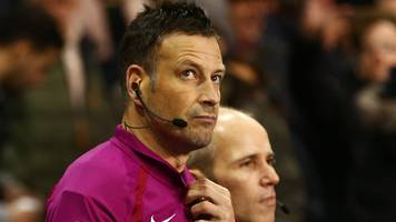 Saudi-bound Clattenburg handed Premier League match