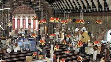 great yarmouth church saved by 'exploded' bric-a-brac