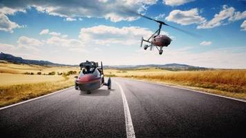 Pre-Order 'Jetsons'-Style Flying Car (For Real)