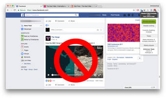 This Chrome extension blocks audio and video autoplay from Facebook (and everywhere else)
