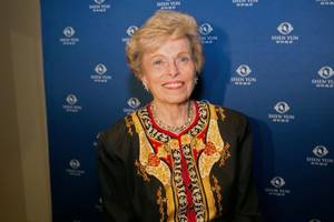 shen yun truly beautiful, says ellen sauerbrey, former assistant secretary of state