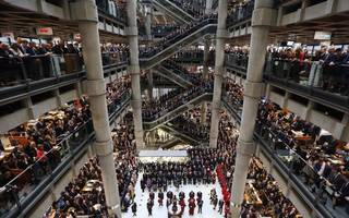 it's official: lloyd's of london has a new chairman