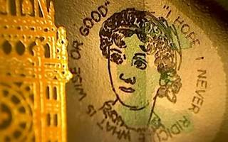 the last remaining £50,000 jane austen £5 note is still out there