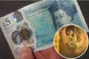 Could your fiver be worth £50,000? There's ONE rare Jane...