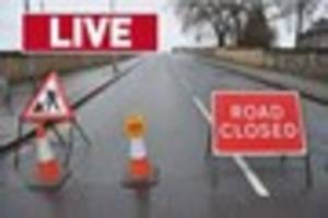 Live traffic and news updates for Hull: Traffic lights out in...