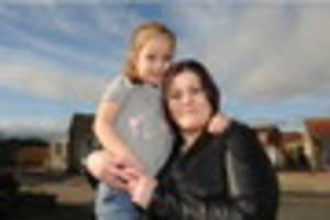 Mum helps stop daughter from choking on sweet at North Point...