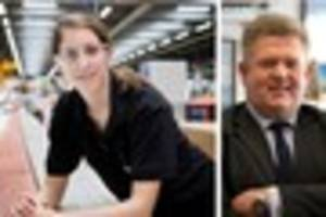 Women 'set to be inspired' by engineering careers at Green Port...