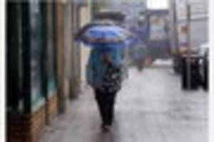 weather: brolly recommended as bristol braces for week of grey...