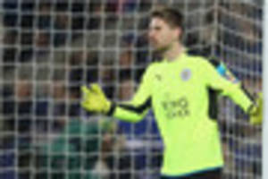leicester city goalkeeper ron-robert zieler on his memories of...