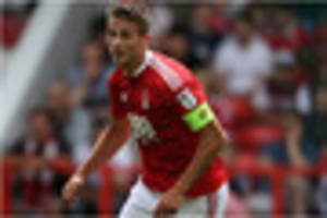 Chris Cohen hopes to extend love affair with Nottingham Forest...