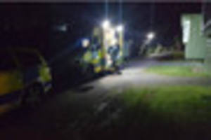 Arrest over knife incident at caravan park in early hours of this...