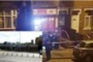 Man charged after alleged assault outside Chaplin Road Post...