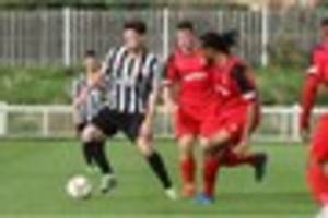 attacking midfielder leaves cinderford town