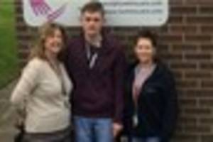 mum who cared for her autistic son back in work thanks to...