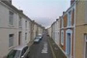 residents told to stay in homes as police deal with llanelli...