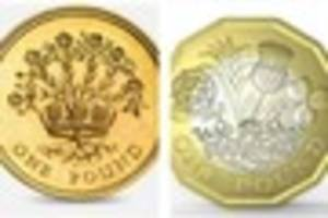 it's time to cash in your old £1 coins before they become...