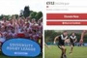 Gloucestershire students could miss out on Rugby League World Cup...