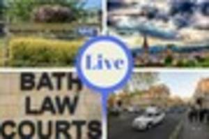 BATH LIVE: All of the latest news, traffic, crime and sport in...