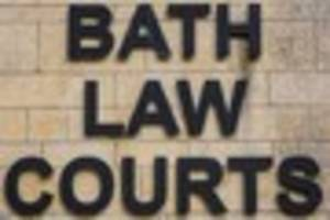 bath magistrates' court: threats of violence, theft from waitrose...