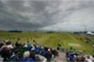 the world famous golf open is heading to kent