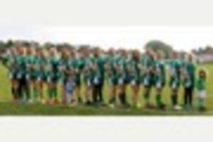 Ex-England player Emily Feltham supports Women's Rugby Event at...