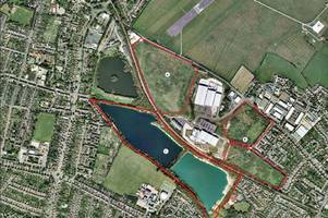 Rowing, swimming and kayaking on the cards for Cambridge lakes plan