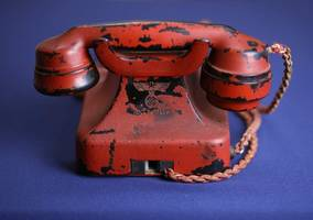 hitler's phone sells for more than $240,000