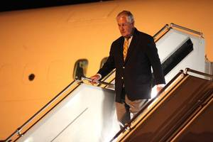 Tillerson takes low-key approach as America's top diplomat