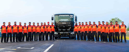 'junoon-e-trucking' with tata motors