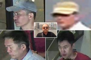 police release images of kim jong-nam murder suspects as probe heightens tension between malaysia and north korea