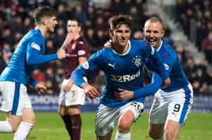 rangers is ideal for emerson hyndman says bournemouth boss eddie howe