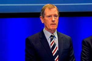 Sack the board! Rangers fans rage as club hunts for new manager –Hotline