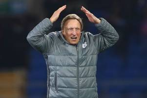 neil warnock reveals how he's united cardiff city: from meetings with players, fans... even the office staff