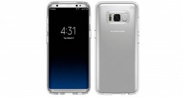 Samsung Galaxy S8 and LG G6 Shown in New Renders Complete with Cases