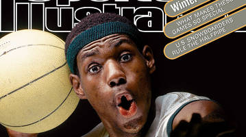 SI Vault podcast: Grant Wahl on LeBron James and The Chosen One cover