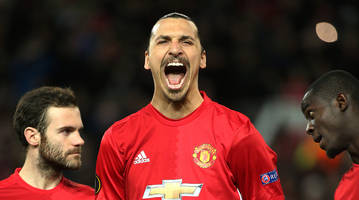 Zlatan Ibrahimovic's goal rescues Manchester United in FA Cup