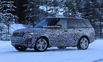 2018 range rover plug-in hybrid goes winter testing